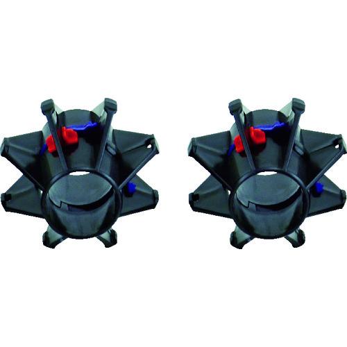 ■RIDGID シースネイクマックスRM200用ボールガイド(外径61MM) 2個  〔品番:40598〕[TR-4951107]