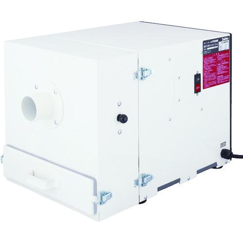 ■スイデン 集塵機 低騒音小型集塵機SDC-L400 100V 50Hz〔品番:SDC-L400-1V-5〕[TR-4962753]【個人宅配送不可】