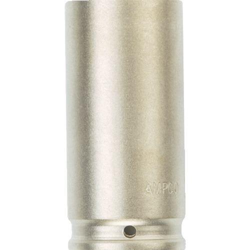 ■Ampco 防爆ディープソケット 差込み6.35mm 対辺10mm〔品番:AMCDW-1/4D10MM〕[TR-4985249]