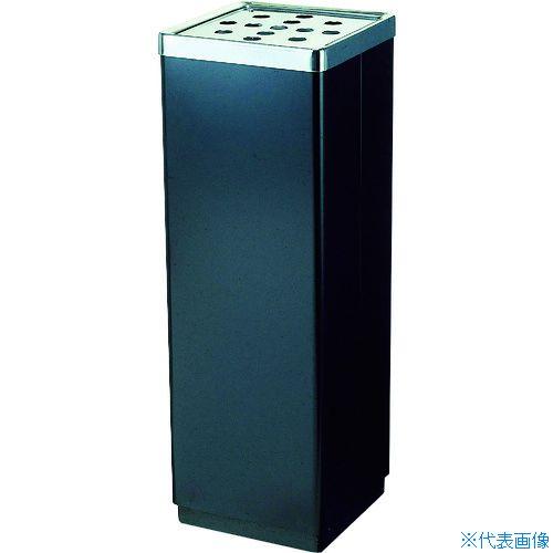 ■コンドル (灰皿)スモーキング YS-106B 黒〔品番:YS-07L-ID〕[TR-5008913]