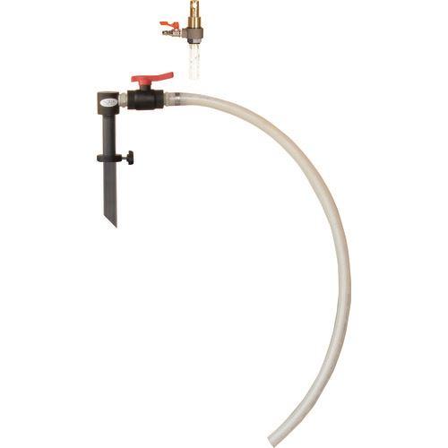 ■アクアシステム 吸入専用 PP製エア式ドラムポンプ セパレート型〔品番:APDQS-25PP〕[TR-5095301]【個人宅配送不可】