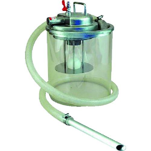■アクアシステム エア式掃除機 乾湿両用クリーナー(オープンペール缶用)〔品番:APPQO400AS〕[TR-5095417]
