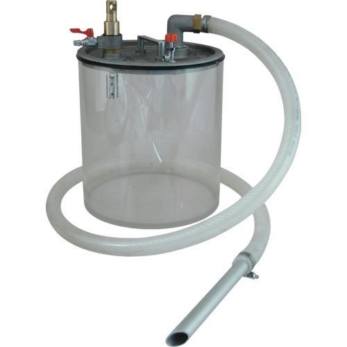 ■アクアシステム エア式掃除機APPQOAS(オープンペール缶専用/乾湿両用)〔品番:APPQOAS〕[TR-5095425]【個人宅配送不可】