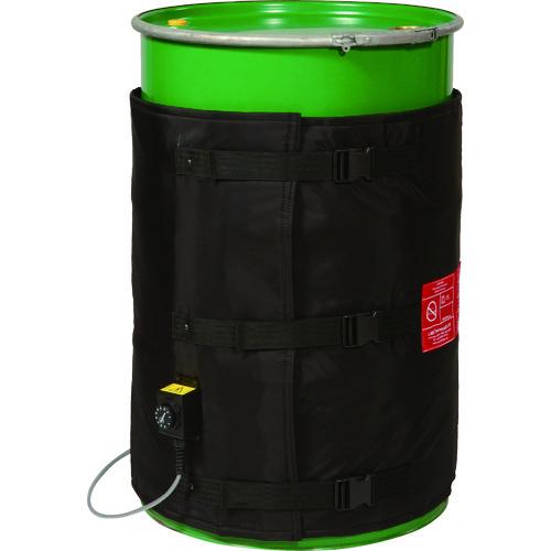 ■アクアシステム 200Lドラム缶用ヒートジャケット  〔品番:HTJ-HP2D〕直送元[TR-5096740]【個人宅配送不可】
