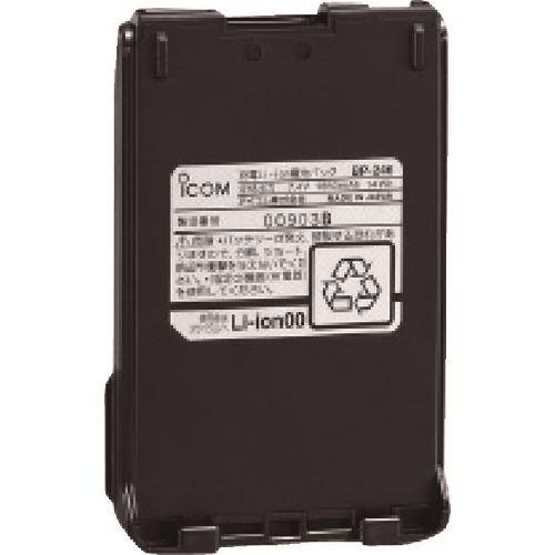 ■アイコム   アイコムリチウムイオンバッテリーパック  〔品番:BP-274〕[TR-5099790]