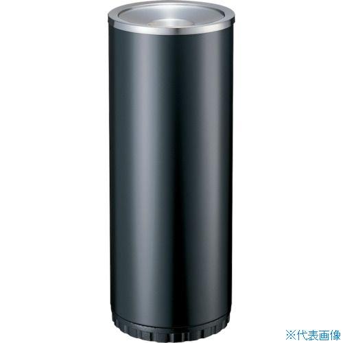 ■コンドル (灰皿)スモーキング YS-120 黒〔品番:YS-11C-ID〕[TR-5101719]