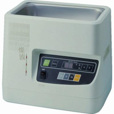 ■ヴェルヴォクリーア 超音波洗浄器〔品番:VS-100-3〕[TR-5161452]【個人宅配送不可】