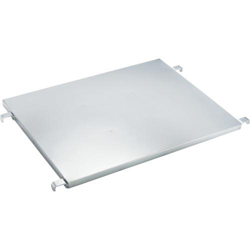 ■TRUSCO ステンレスハイテナー用中間棚板 1100X800〔品番:THT-5S〕[TR-5219922]【大型・個人宅配送不可】
