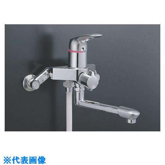 ■INAX シングルレバーシャワーバス水栓  〔品番:BF-7135S〕[TR-5224462]