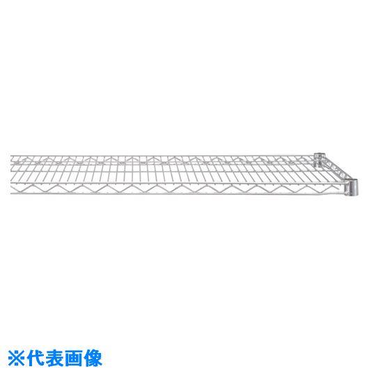 ■エレクター ステンレスエレクターシェルフ用棚板〔品番:SLMS1820〕[TR-5375398]【大型・重量物・個人宅配送不可】
