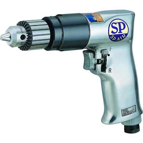■SP エアードリル10MM(正逆回転機構付)  〔品番:SP-1525〕[TR-5414865]