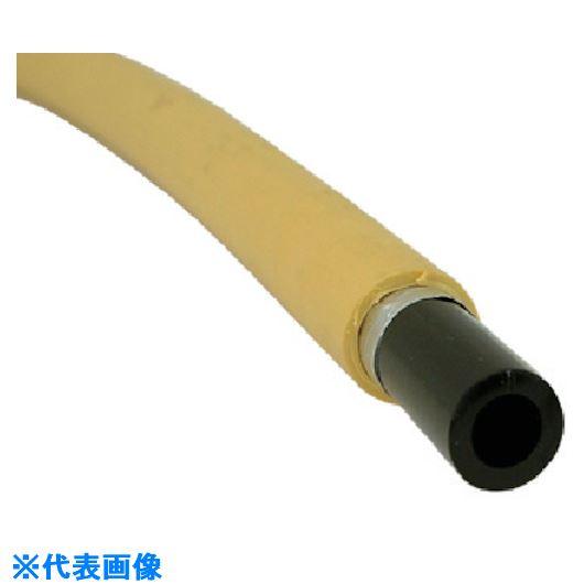 ■チヨダ ALEチューブ 10mm/100m 黄〔品番:ALE-10〕[TR-5419409]【個人宅配送不可】