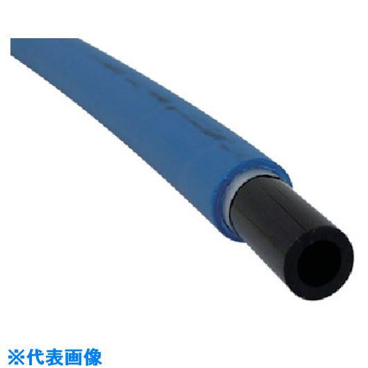 ■チヨダ ALEチューブ 12mm/100m 薄青〔品番:ALE-12〕[TR-5419433]【個人宅配送不可】