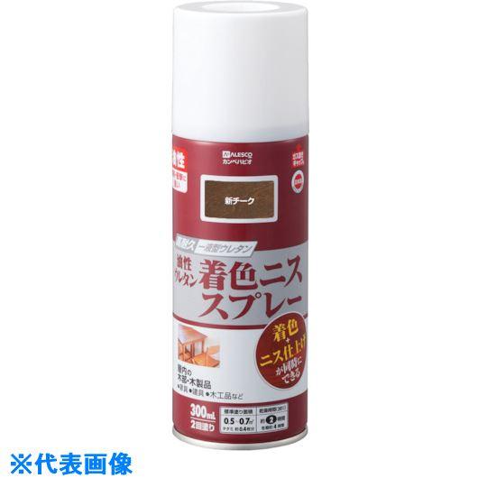 ■KANSAI 油性ウレタン着色ニススプレー 300ML とうめい《24本入》〔品番:793-101-300〕[TR-5430381]