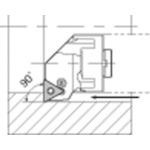 ■京セラ 内径加工用ホルダ  〔品番:HA50PTFNR16-63〕[TR-5494371]