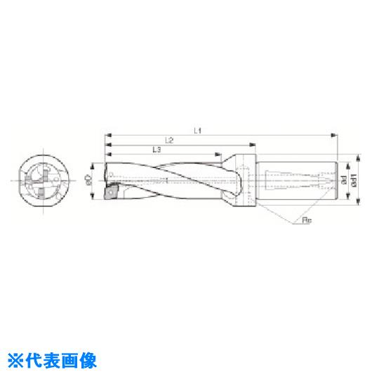 ■京セラ ドリル用ホルダ  〔品番:S40-DRZ43129-15〕[TR-5519250]