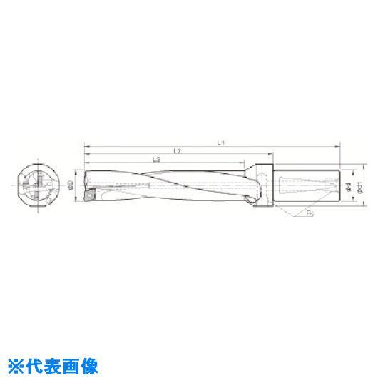 ■京セラ ドリル用ホルダ  〔品番:S40-DRZ50250-15〕[TR-5519527]