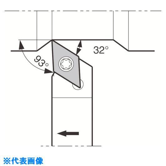 ■京セラ スモールツール用ホルダ  〔品番:SDJCR0808F-07FF〕掲外取寄[TR-5521874]