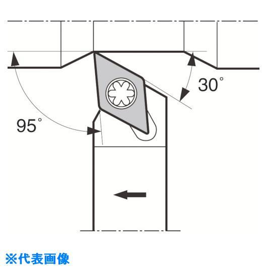 ■京セラ スモールツール用ホルダ  〔品番:SDLCR1616JX-07FF〕掲外取寄[TR-5522102]