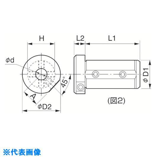 ■京セラ 内径加工用ホルダ〔品番:SHC-255095〕[TR-5523303]
