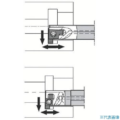 ■京セラ 溝入れ用ホルダ  〔品番:SIGER1210B-WH-90〕[TR-5523494]