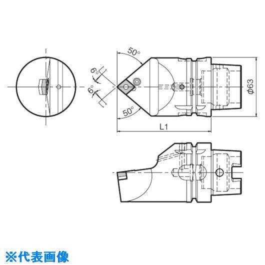 ■京セラ ツーリング機器  〔品番:T63H-PCMNN-L12〕[TR-5532205][送料別途見積り][法人・事業所限定][掲外取寄]
