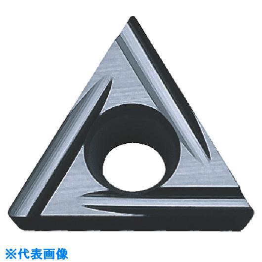 ■京セラ 旋削用チップ TN60 TN60《10個入》〔品番:TCET110301FR-USF〕[TR-5533147×10]