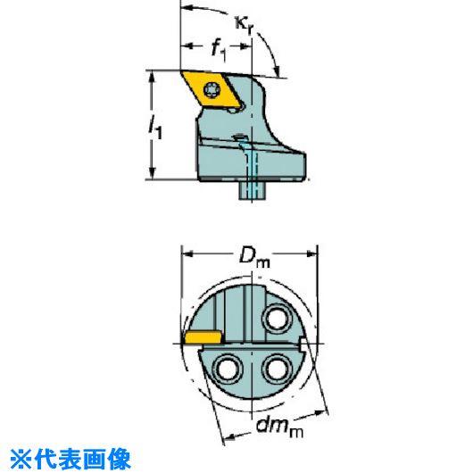 ■サンドビック コロターンSL コロターン107用カッティングヘッド  〔品番:570-SDUCR-40-11X〕[TR-5633052]