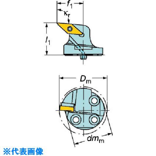 最適な材料   〔品番:570-SVLBR-80-16〕[TR-5633257]:ファーストFACTORY ?サンドビック コロターンSL コロターン107用カッティングヘッド-DIY・工具
