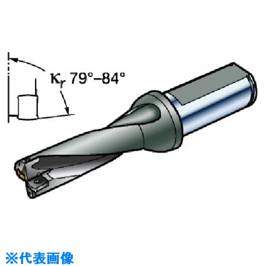 【即納】   ?サンドビック コロドリル881 円筒シャンク 〔品番:881-D1900L25-05〕[TR-5661366]:ファーストFACTORY-DIY・工具