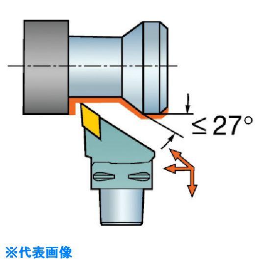 ■サンドビック コロマントキャプト T-MAX P用カッティングヘッド〔品番:C4-PDJNL-27055-15〕[TR-5670985]