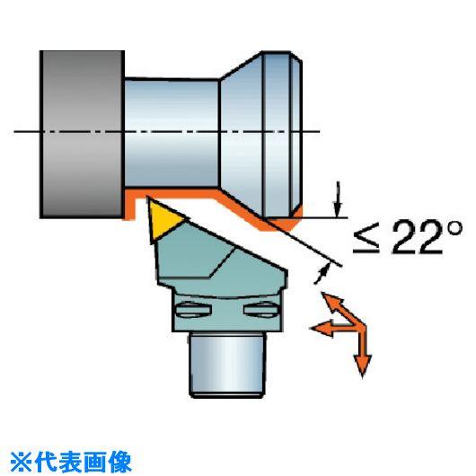 ■サンドビック コロマントキャプト T-MAX P用カッティングヘッド  〔品番:C5-MTJNR-35060-22〕[TR-5677041]
