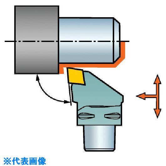 ■サンドビック コロマントキャプト T-MAX P用カッティングヘッド  〔品番:C6-PCLNR-45065-16〕取寄[TR-5683441]