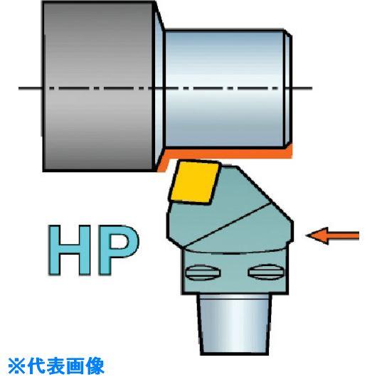 ■サンドビック コロマントキャプト T-MAX P用HPカッティングヘッド  〔品番:C6-PCRNR-35065-16HP〕[TR-5683513]