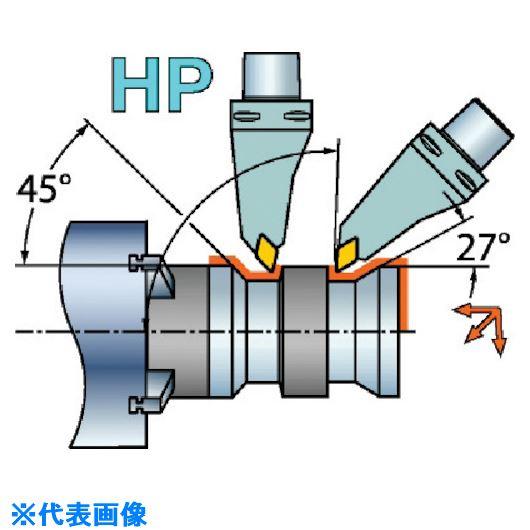 ■サンドビック コロマントキャプト T-MAX P用HPカッティングヘッド  〔品番:C6-PDMNR-00130-15HP〕取寄[TR-5683629]