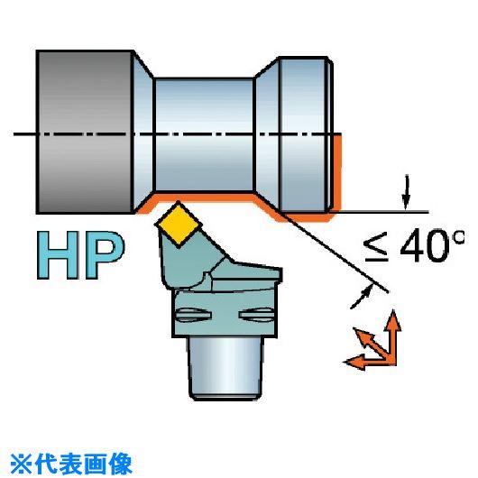 ■サンドビック コロマントキャプト T-MAX P用HPカッティングヘッド  〔品番:C6-PSSNR-45056-12HP〕[TR-5684145]