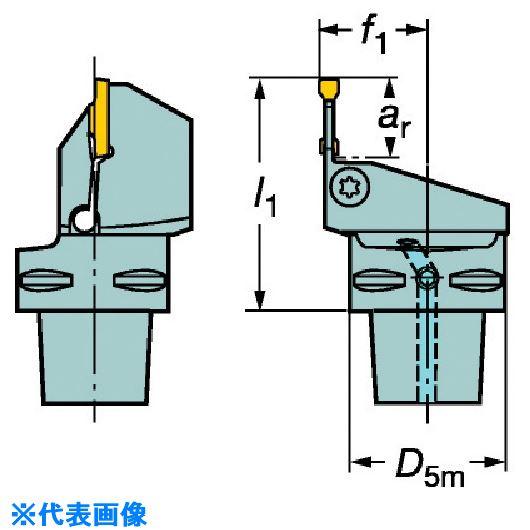 ■サンドビック コロマントキャプト コロカット1・2用カッティングユニット  〔品番:C8-LF123L25-42080B〕取寄[TR-5686971]