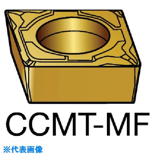 ■サンドビック コロターン107 旋削用ポジ・チップ 2015《10個入》〔品番:CCMT〕[TR-5689023]