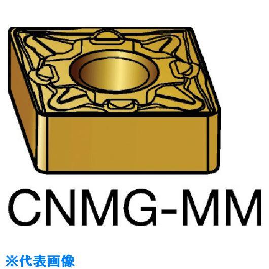 ■サンドビック T-MAX P 旋削用ネガ・チップ 2035《10個入》〔品番:CNMG〕[TR-5692083]
