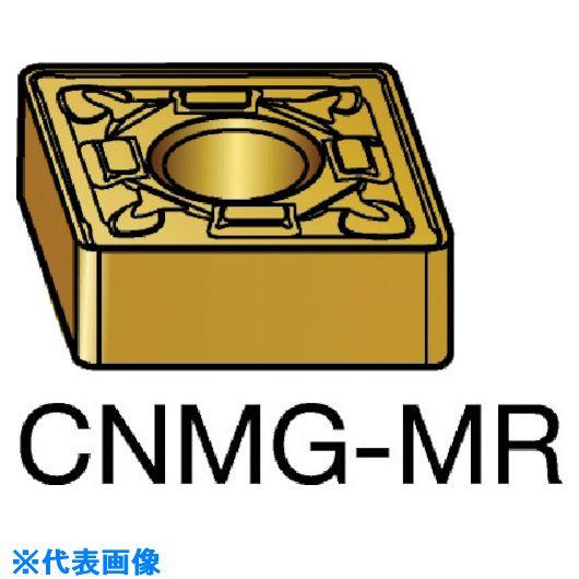 ■サンドビック T-MAX P 旋削用ネガ・チップ 2035 2035 10個入 〔品番:CNMG〕取寄[TR-5693870×10]