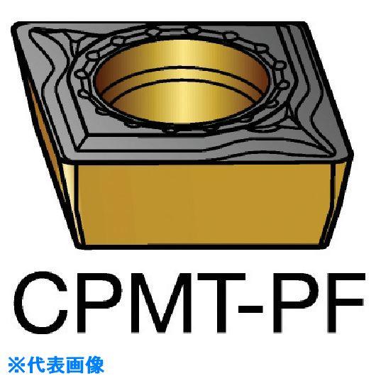 ■サンドビック コロターン111 旋削用ポジ・チップ 5015 5015 10個入 〔品番:CPMT〕掲外取寄[TR-5694787×10]