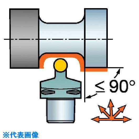■サンドビック T-MAX 外径用ネガ・バイト セラミック  〔品番:CRDCN〕[TR-5695082]