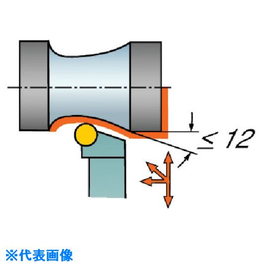 ■サンドビック T-MAX セラミックチップ用シャンクバイト  〔品番:CRSNL〕取寄[TR-5695261]