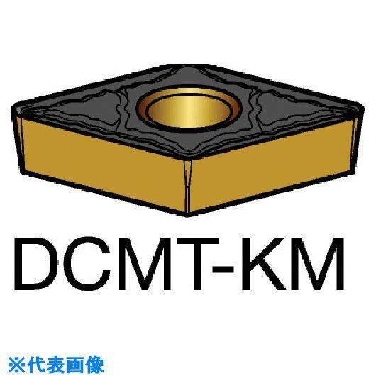 ■サンドビック コロターン107 旋削用ポジ・チップ 3005 3005 10個入 〔品番:DCMT〕[TR-5699649×10]
