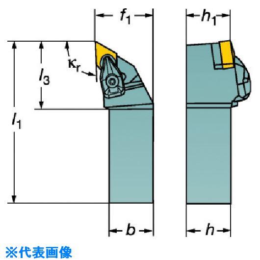 ■サンドビック コロターンRC ネガチップ用シャンクバイト  〔品番:DDJNL〕[TR-5700965]