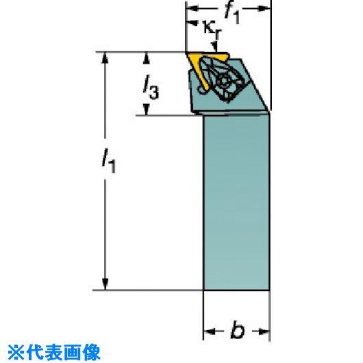 ■サンドビック コロターンRC ネガチップ用シャンクバイト〔品番:DTFNR〕[TR-5707153]