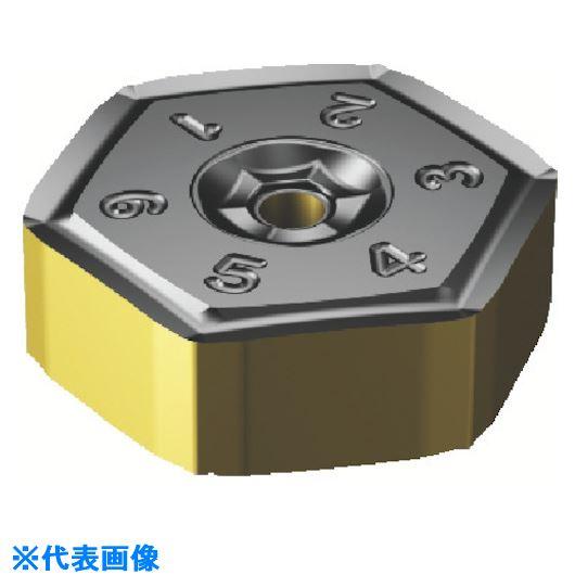 ■サンドビック コロミル S-60チップ 3330 3330 10個入 〔品番:HNEF〕[TR-5708885×10]