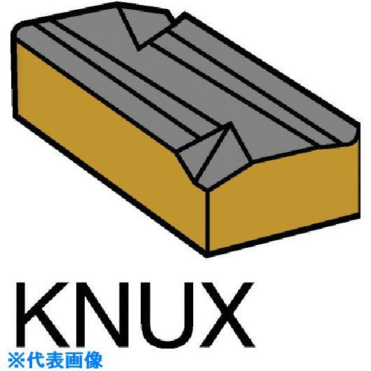 ■サンドビック T-MAX 旋削用ネガ・チップ 2025《10個入》〔品番:KNUX〕[TR-5709636]