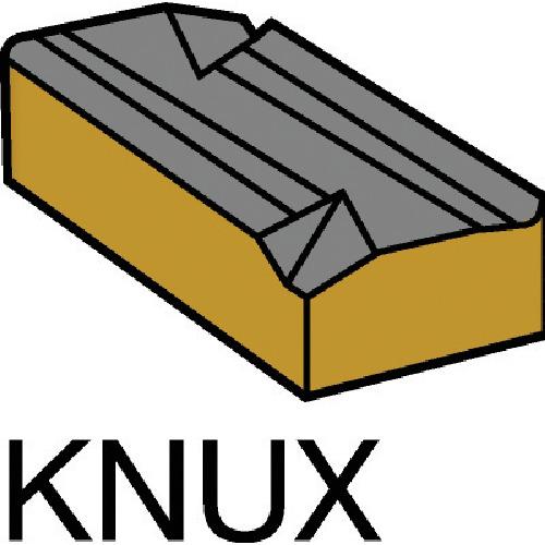 ■サンドビック T-MAX 旋削用ネガ・チップ H13A H13A 10個入 〔品番:KNUX〕取寄[TR-5709814×10]