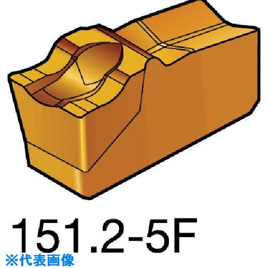 ■サンドビック T-MAX Q-カット 突切り・溝入れチップ 1125 1125 10個入 〔品番:L151.2-200〕[TR-5711088×10]